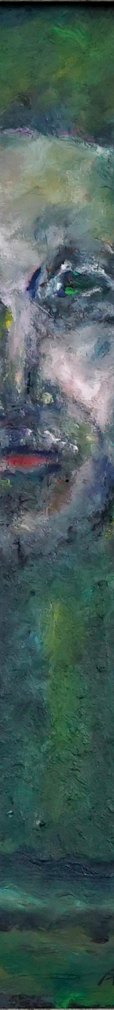 sarmini 40x56 cm, oil on canvas