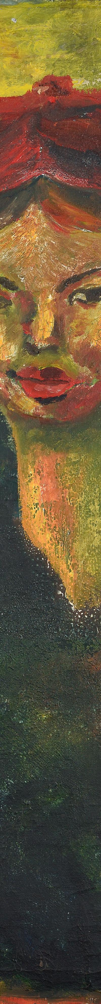 blikvang 54x80 cm, oil on canvas